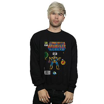 Marvel Comics Men's Infinity Gauntlet Sweatshirt