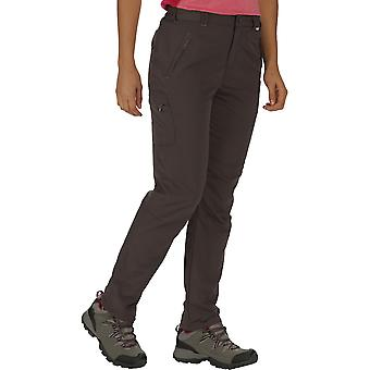 Regatta Womens Chaska UPF 40+ Summer Walking Trousers