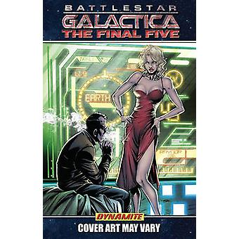 New Battlestar Galactica - Final Five by Seamus Kevin Fahey - David Re