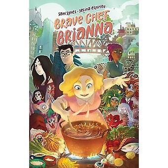Modig kock Brianna av Sam Sykes - 9781684150502 bok