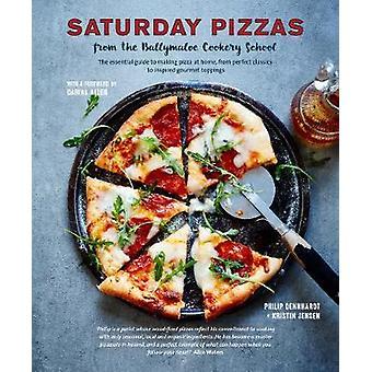 Lördag pizzor från Ballymaloe Cookery School - väsentliga Gui