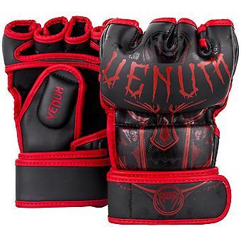 Venum Gladiator 3.0 MMA handskar svart/röd