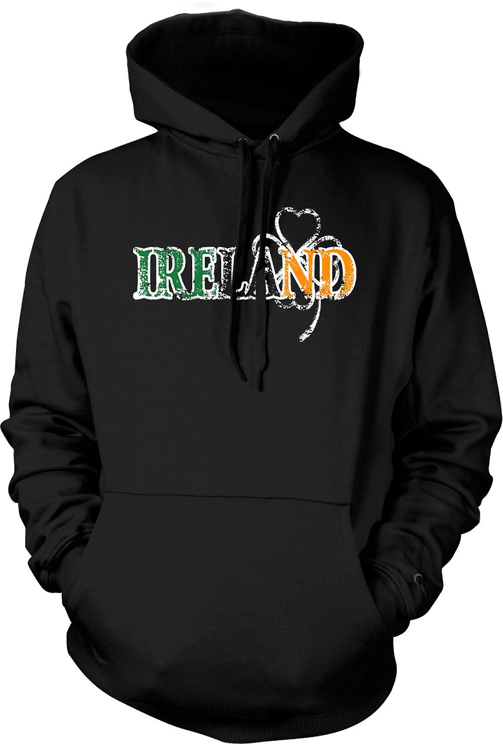Enfant Sweat Capuche - Journée St Patricks - Irlande