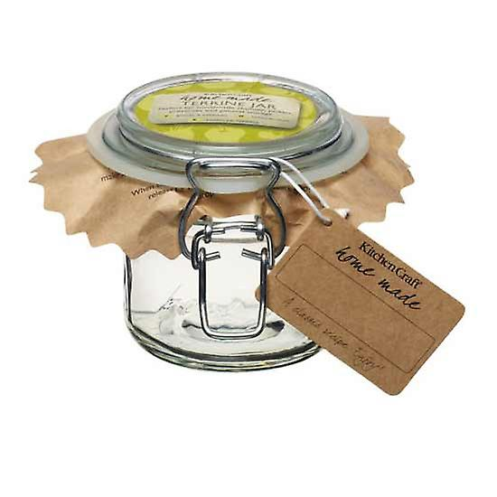 Deluxe Glass Terrine Jars - 200ml (7oz)