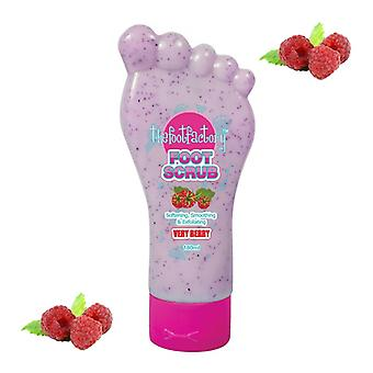 The Foot Factory Very Berry Foot Scrub