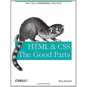 HTML/Teachers & CSS: Hyviä osia