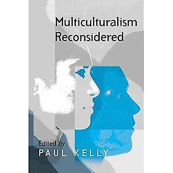 Multiculturalisme reconsidéré: Culture et de l'égalité et de ses détracteurs
