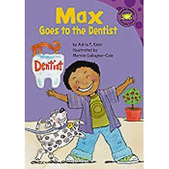 Max Goes to the Dentist (Read-It! Readers: The Life of Max)
