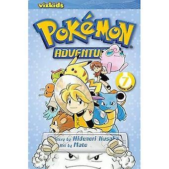 Pokemon Adventures, Volume 7 (Pokemon Adventures