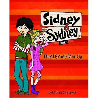Third Grade Mix-Up (Sidney & Sydney)