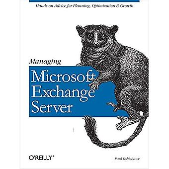 Managing Microsoft Exchange Server