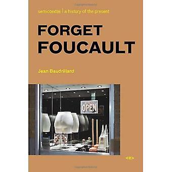 Glöm Foucault (utländska agenter) (utländska agenter)