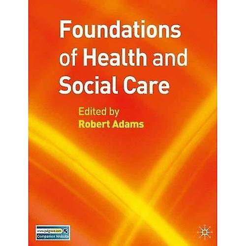 Foundations of Health and Social voituree