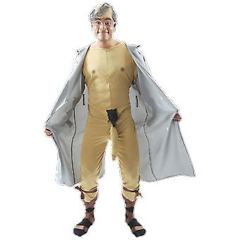 Orion Costumes Mens Dirty Old Man Flasher Rude Stag Do Fancy Dress Costume