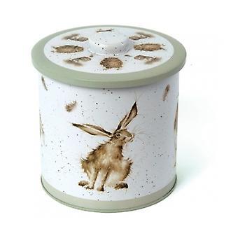 Wrendale Designs Biscuit Barrel Tin