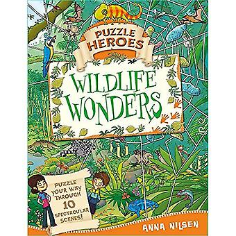 Merveilles de la faune (Puzzle Heroes)