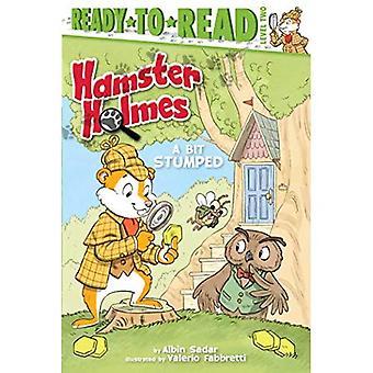 Hamster Holmes, ein bisschen ratlos (Hamster Holmes)