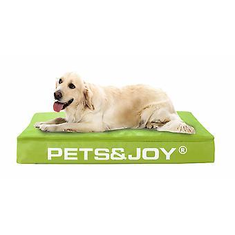 Sit&Joy Dog Bed Large Zitzak - Lime
