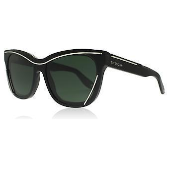 جيفنشي 7028s 807 القطط السوداء 7028s العيون نظارات العدسة الفئة 3 حجم 56 ملم