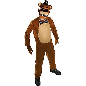 Five Nights at Freddy's Freddy Child Costume