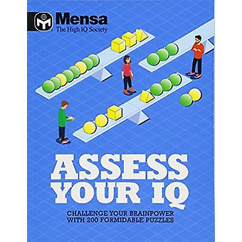 Mensa - Assess Your IQ by Mensa - 9781780979199 Book