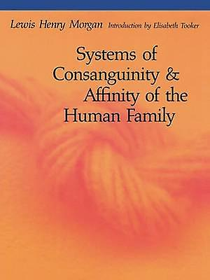 Systems of Consanguinity and Affinity of the Huhomme Family by Morgan & Lewis Henry
