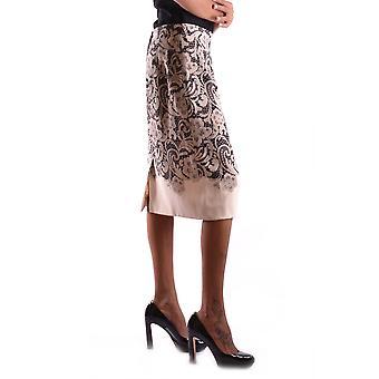 Dolce E Gabbana Multicolor Viscose Skirt