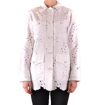 Michael Kors White Cotton Shirt
