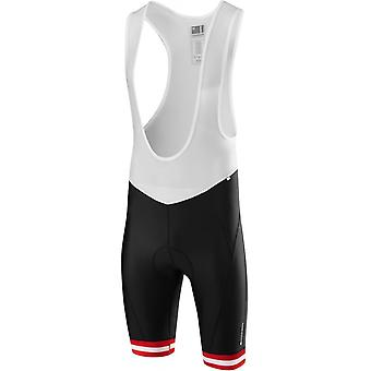 Madison svart 2016 sporty Bib Shorts