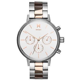 MVMT Nova Stella reloj de pulsera de mujer de acero inoxidable FC01-S