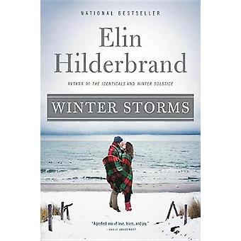 Winter Storms by Elin Hilderbrand - 9780316261180 Book