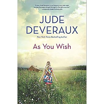 As You Wish by Jude Deveraux - 9780778307617 Book
