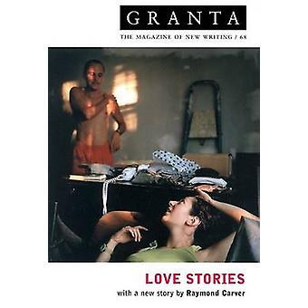 Granta 68 - Love Stories by Ian Jack - 9780964561182 Book