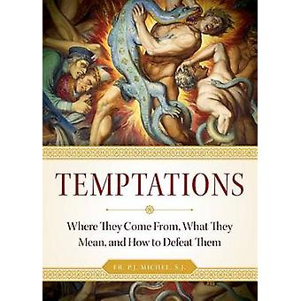 Temptations - Where They Come From - What They Mean - and How to Defea
