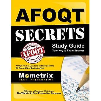 Afoqt Secrets Study Guide - Afoqt Test Review for the Air Force Office