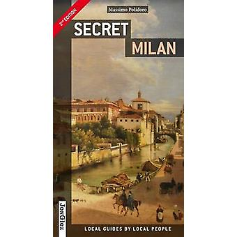 Secret Milan by Massimo Polidoro - 9782361951252 Book