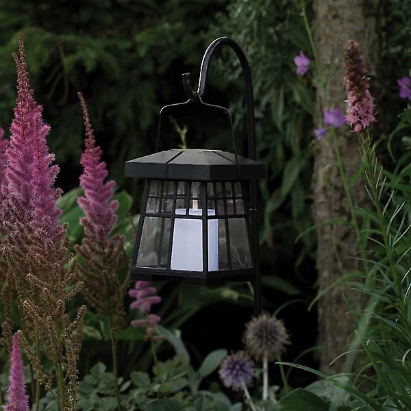 Konstsmide 7636-000 Assissi Hanging Solar Light