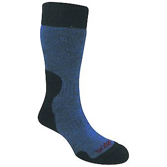 Bridgedale Storm Blue Womens Heavyweight Merino Comfort Sock