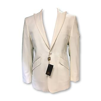 William Hunt 3 piece dinner suit in cream