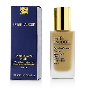 Estee Lauder Double Wear naken vatten fräsch Makeup SPF 30 - # 4N1 Shell Beige 30ml / 1oz