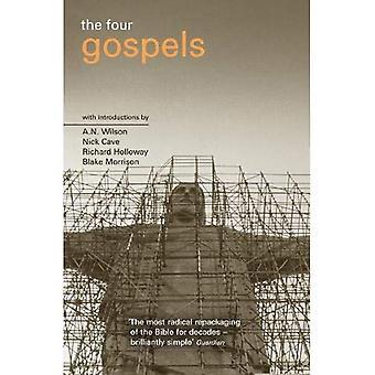 De fyra evangelierna (Pocket kanoner)