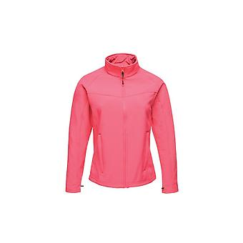 Regatta professional women's uproar softshell jacket tra645