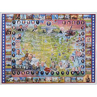 American History Collection Jigsaw Puzzle 1000 Pieces 24