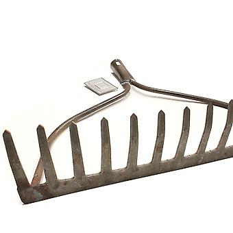 Salvaged Metal Rake -  METRAKE