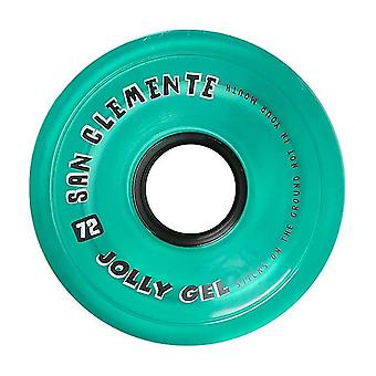 Wheels skate San Clemente Jolly Gel 72 Pack 4