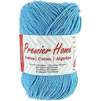 Home Cotton Yarn - Solid-Delft Blue 38-18