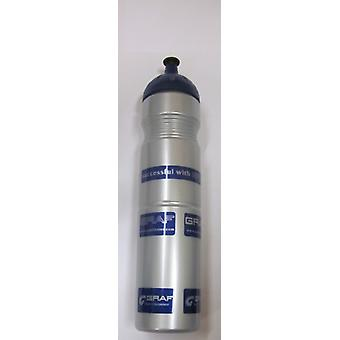 Count Bottle 1.0 liters with high-quality closure