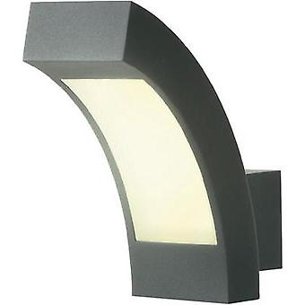 LED outdoor wall light 4.5 W Neutral white Esotec Line 105193 Anthracite