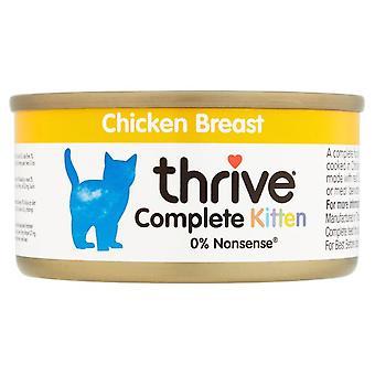 Trives komplet killing kyllingebryst 75g (pakke med 12)
