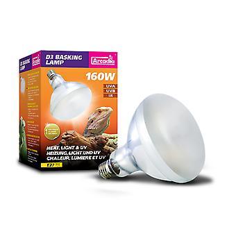 D3 Uvb brugde lampe 160 Watt